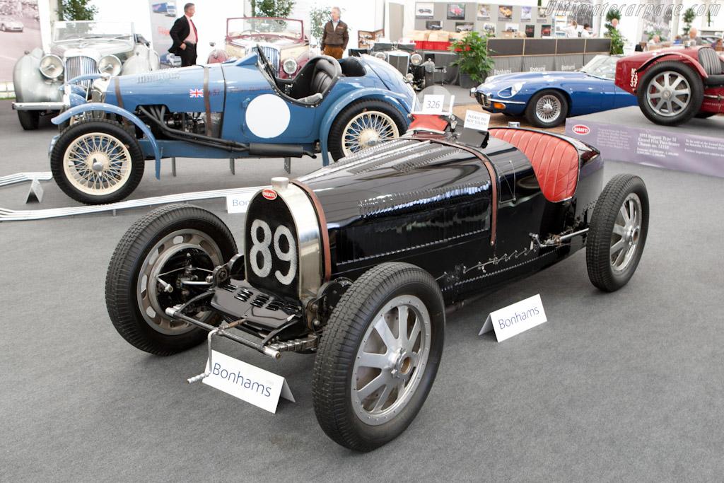 Bugatti For Sale >> Bugatti Type 35B - 2010 Goodwood Revival