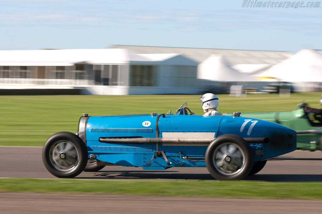 Bugatti Type 54 - Chassis: 54201   - 2010 Goodwood Revival