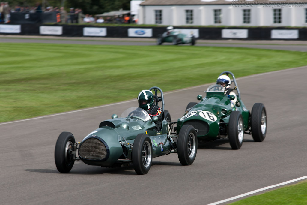 Cooper T20 Bristol    - 2010 Goodwood Revival