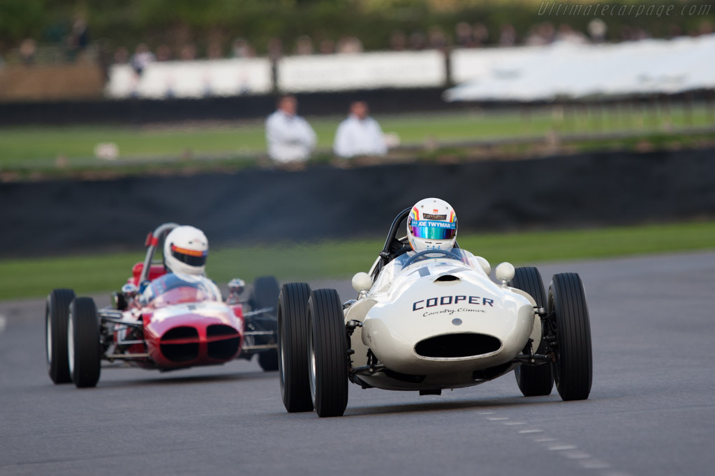 Cooper T45/51 Climax    - 2010 Goodwood Revival