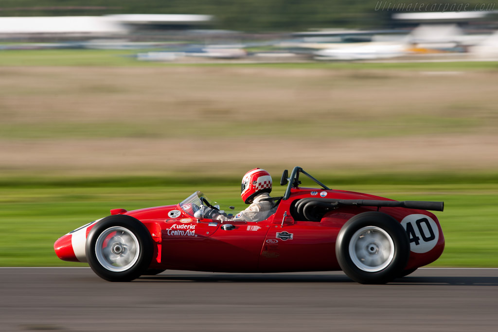 Cooper T51 Maserati    - 2010 Goodwood Revival