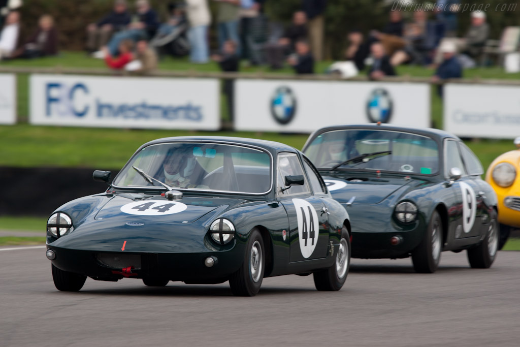 Race Car Trophy >> Deep Sanderson 301 Coupe - 2010 Goodwood Revival