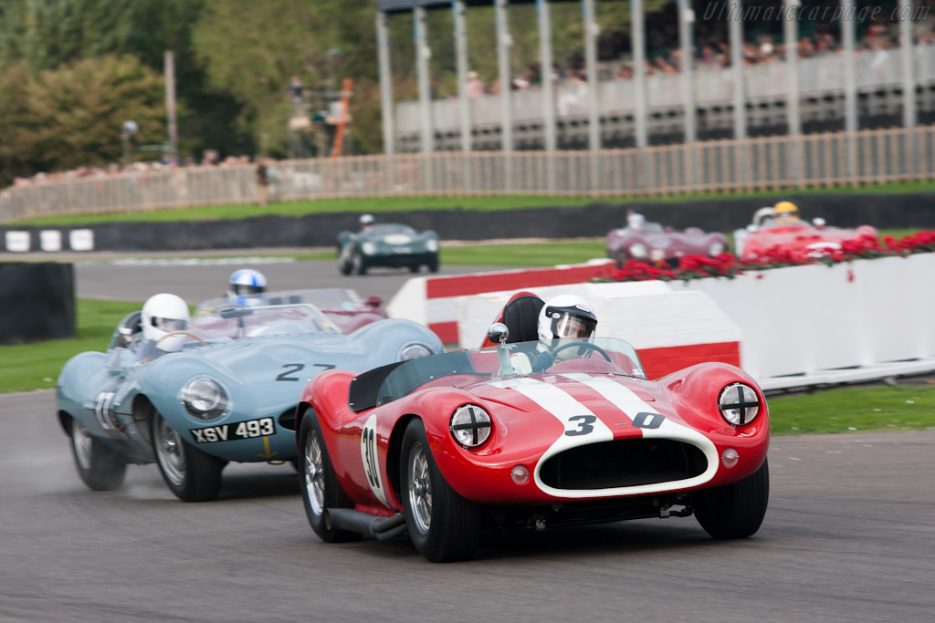 Race Car Trophy >> Devin SS Chevrolet - Chassis: SR4-4 - 2010 Goodwood Revival