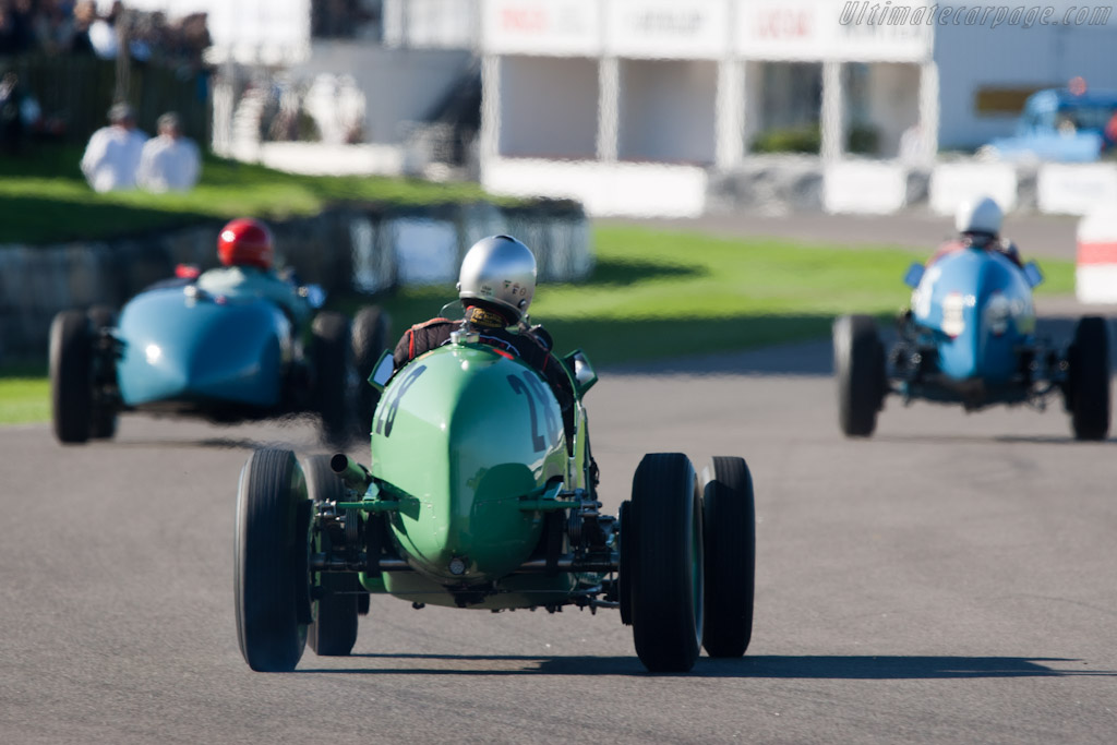 ERA R3A - Chassis: R3A   - 2010 Goodwood Revival