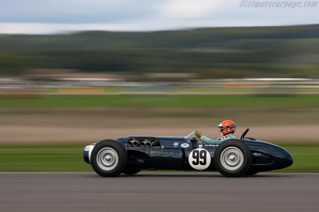 Race Car Trophy >> Ferguson P99 Climax - Chassis: 1 - 2010 Goodwood Revival