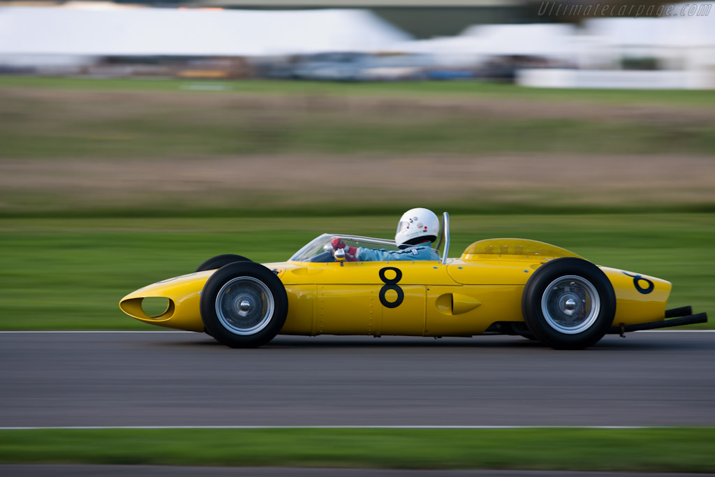 Ferrari 156 Dino F1 'Sharknose' - Chassis: 0006R   - 2010 Goodwood Revival