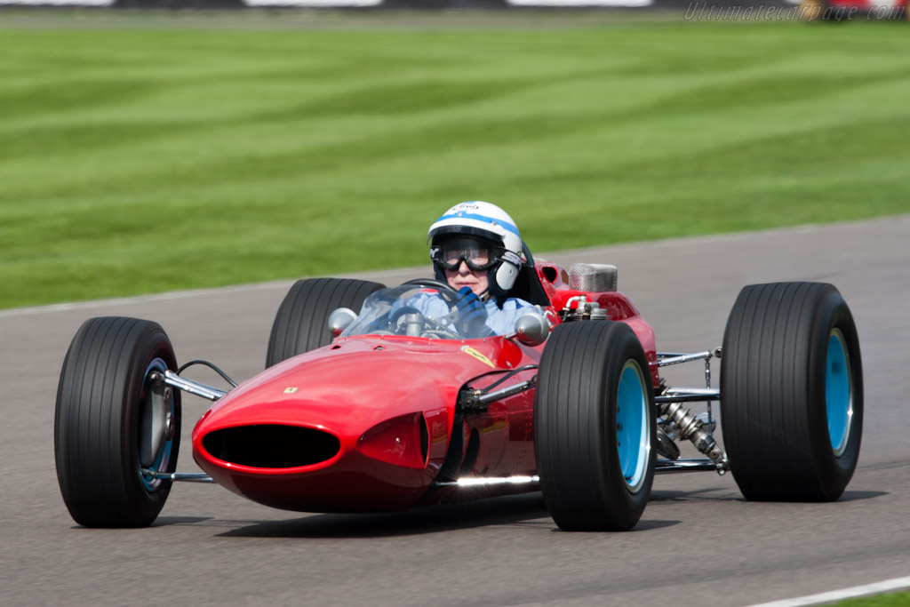 Ferrari 158 F1 - Chassis: 0006   - 2010 Goodwood Revival