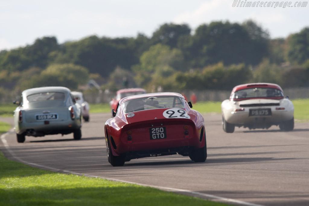 Ferrari 250 GTO - Chassis: 3757GT   - 2010 Goodwood Revival