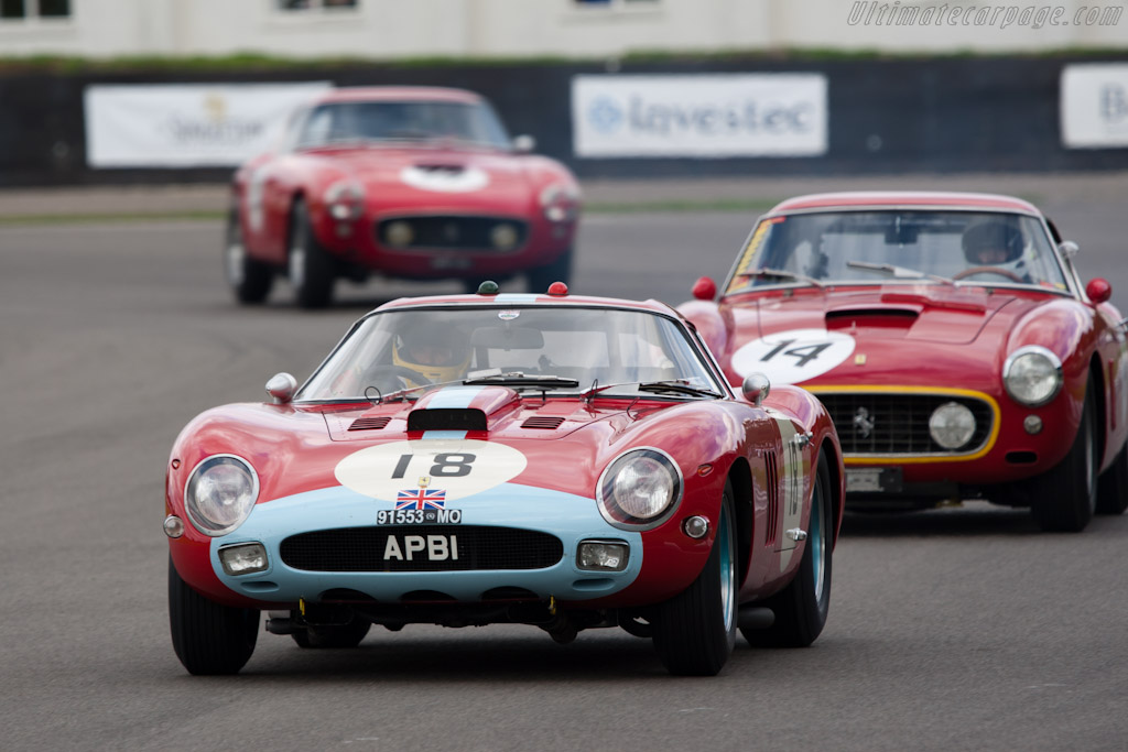 Ferrari 250 GTO/64 - Chassis: 4385GT   - 2010 Goodwood Revival