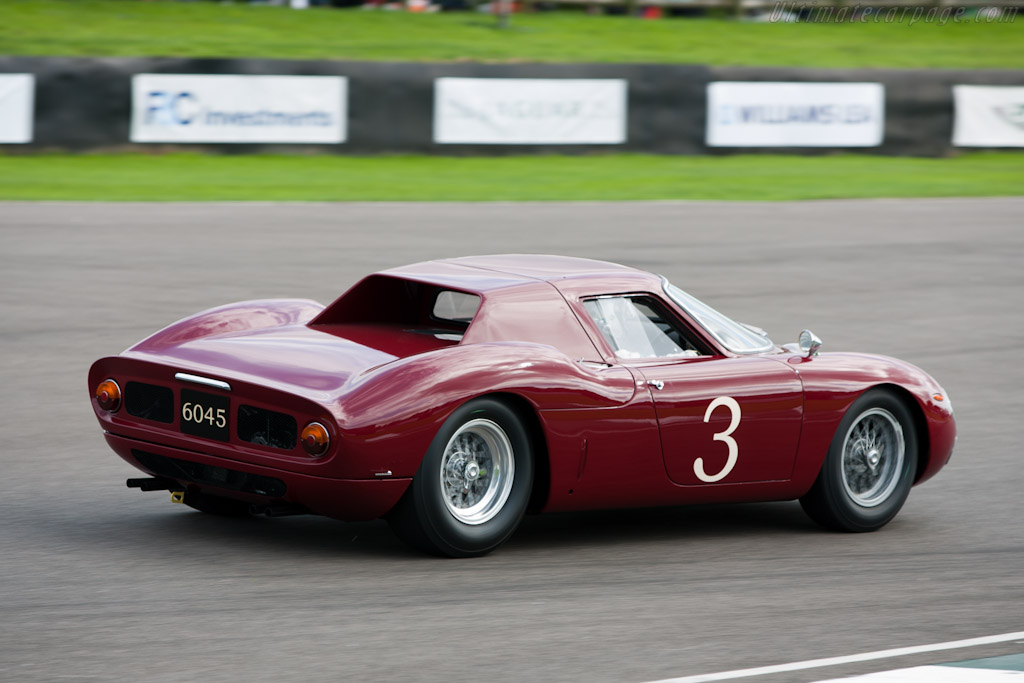 Ferrari 250 LM - Chassis: 6045   - 2010 Goodwood Revival