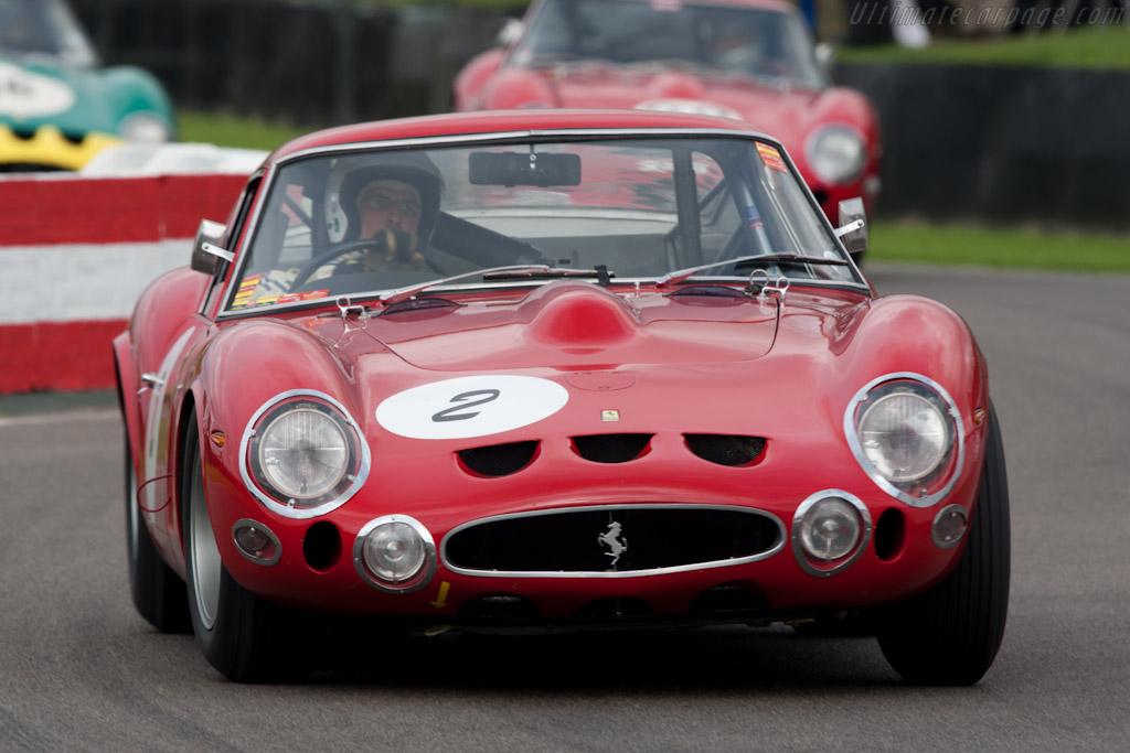Ferrari 330 GTO - Chassis: 4561SA   - 2010 Goodwood Revival