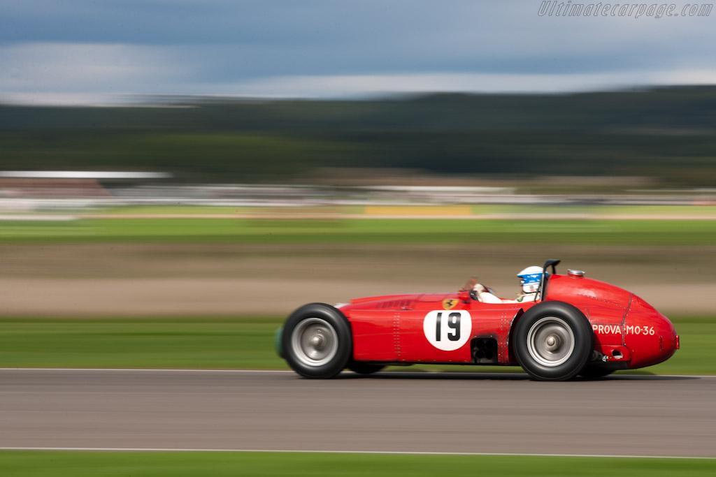 Ferrari-Lancia D50A    - 2010 Goodwood Revival