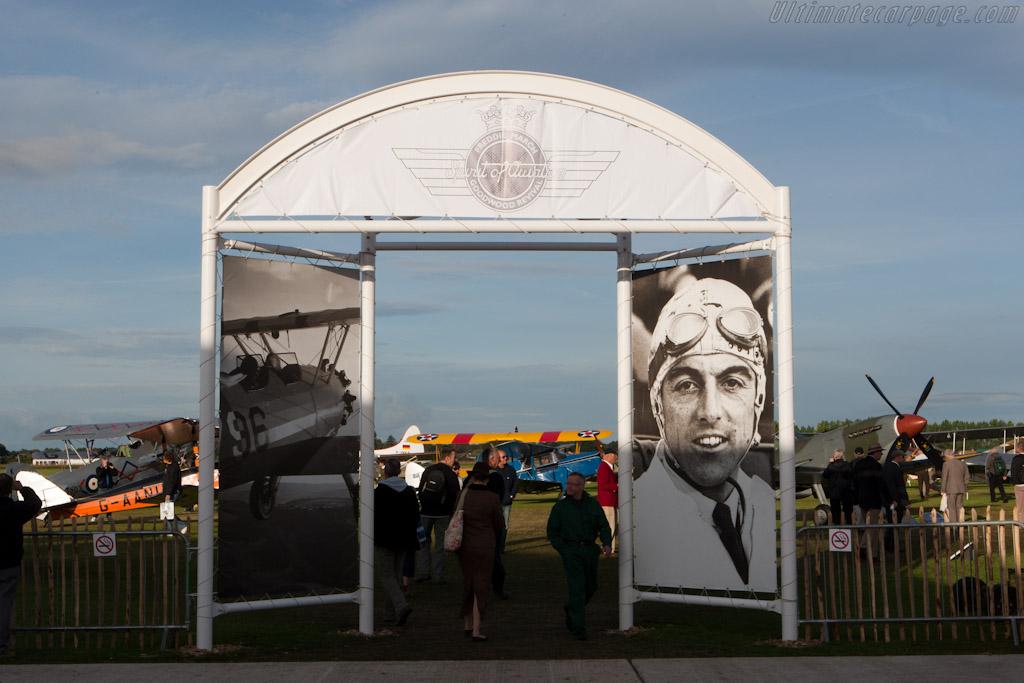 Freddie March Spirit of Aviation    - 2010 Goodwood Revival