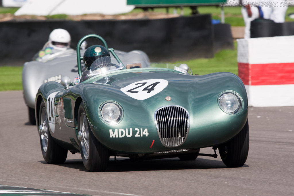Jaguar C-Type    - 2010 Goodwood Revival