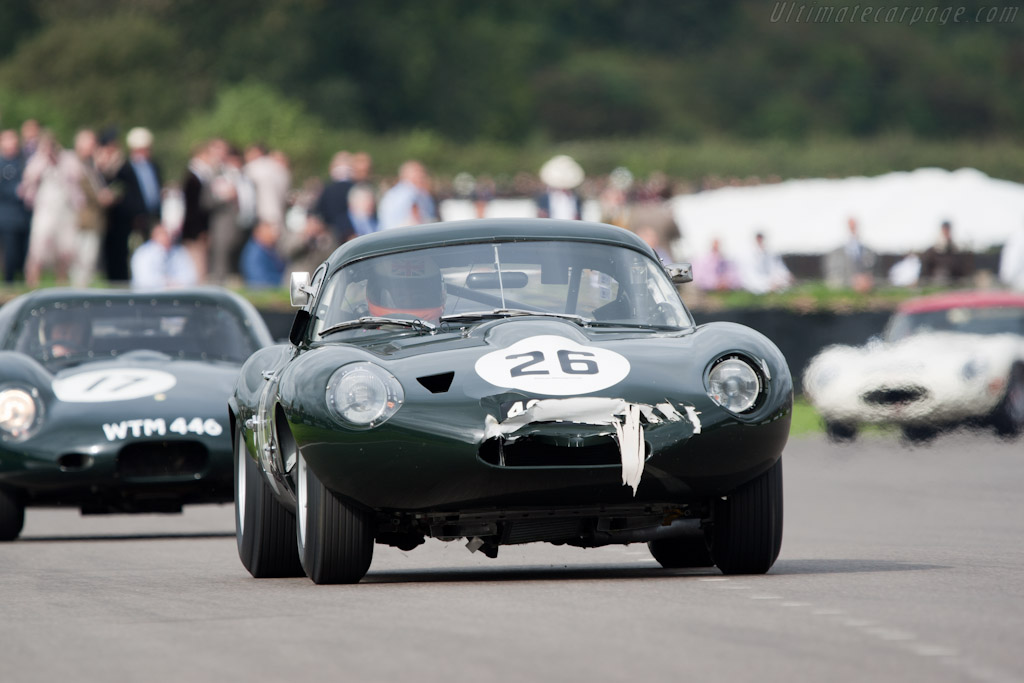 Jaguar E-Type Lightweight 'Low Drag' - Chassis: S850663   - 2010 Goodwood Revival