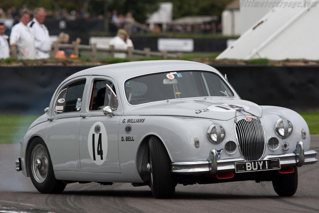 Jaguar MkI    - 2010 Goodwood Revival