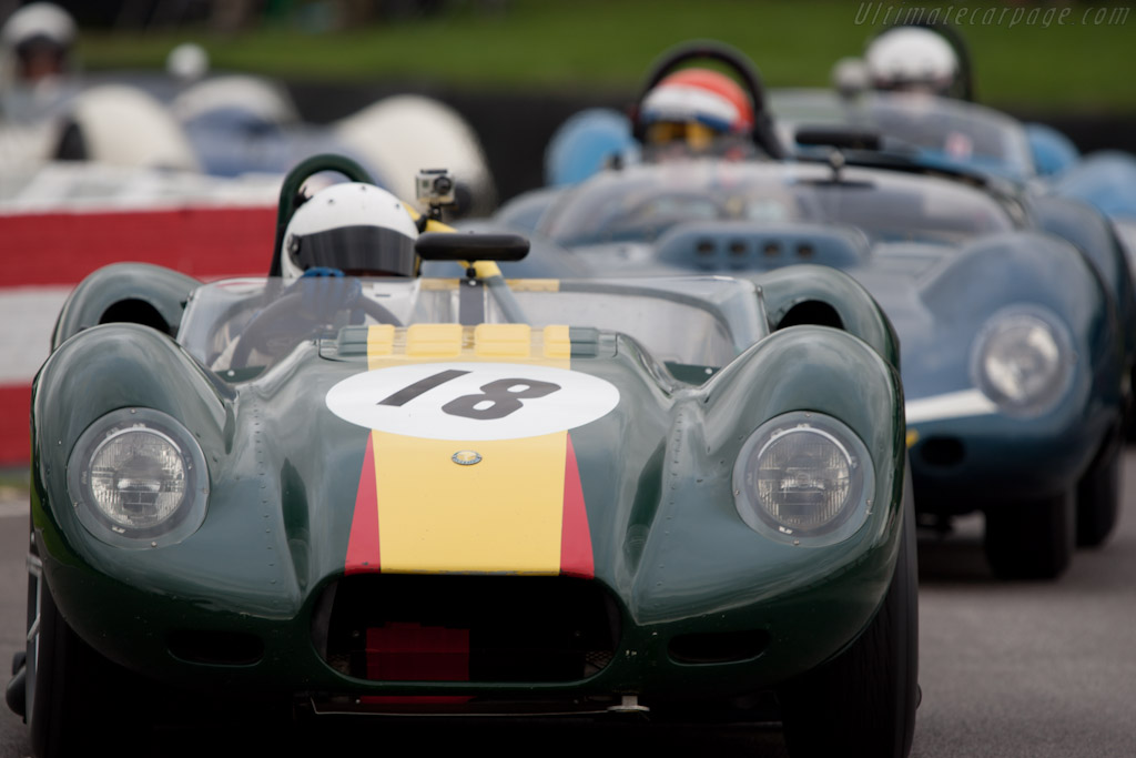 Lister Knobbly Chevrolet - Chassis: BHL 18   - 2010 Goodwood Revival
