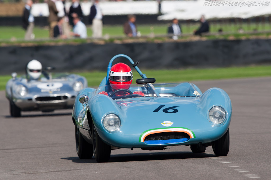 Lola Mk1 Climax - Chassis: BR27B   - 2010 Goodwood Revival