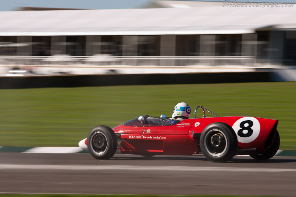 Race Car Images >> Lola Mk3 Ford - 2010 Goodwood Revival