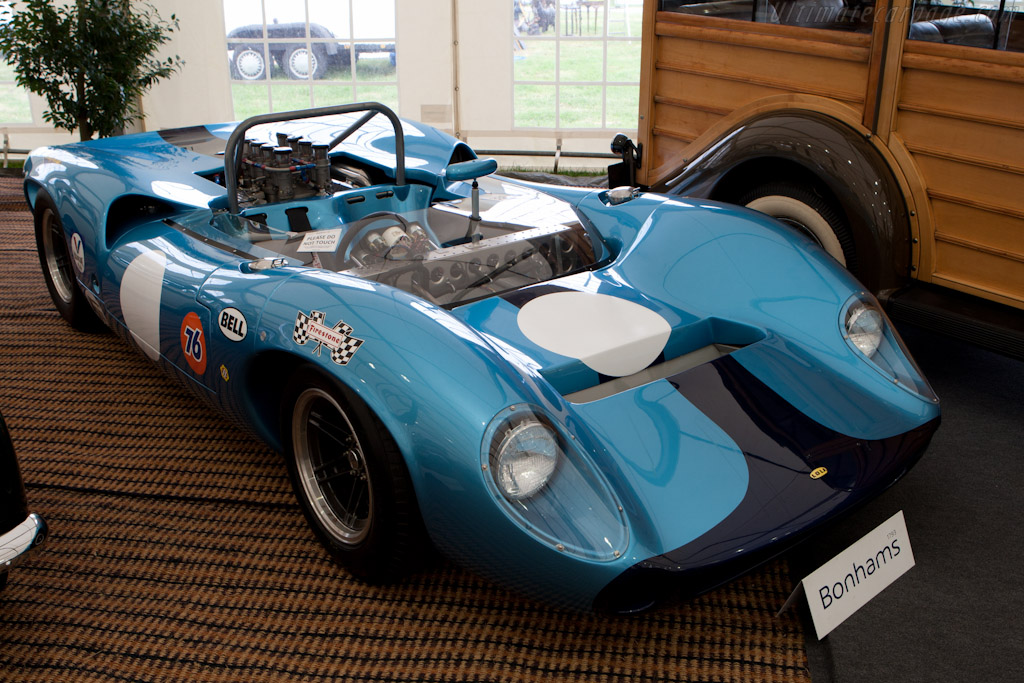 Lola T70 Mk2 Spyder - Chassis: SL71/45   - 2010 Goodwood Revival