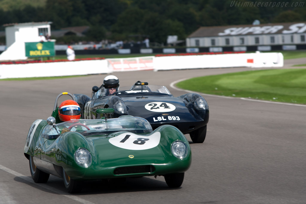 Lotus 17 Climax    - 2010 Goodwood Revival