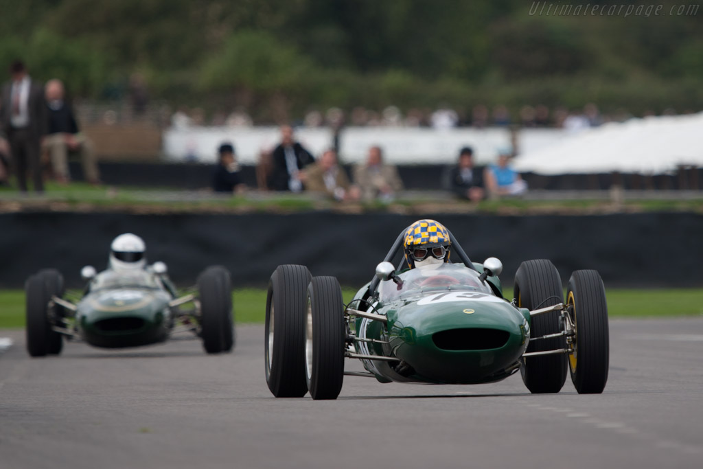 Lotus 21 Climax    - 2010 Goodwood Revival