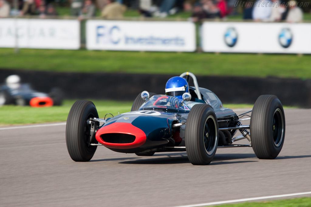 Race Car Trophy >> Lotus 24 BRM - 2010 Goodwood Revival