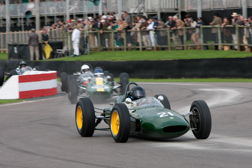 Lotus 24 Climax    - 2010 Goodwood Revival
