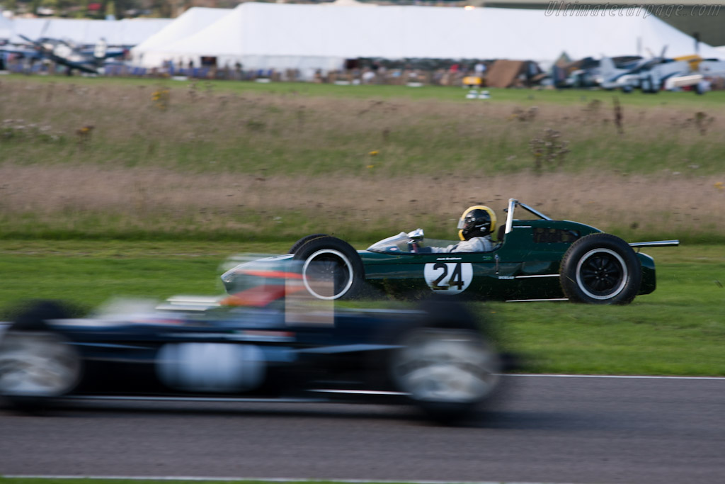 Race Car Trophy >> Lotus 24 Climax - 2010 Goodwood Revival