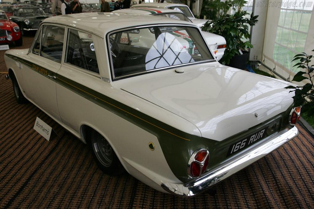 Lotus Cortina    - 2010 Goodwood Revival