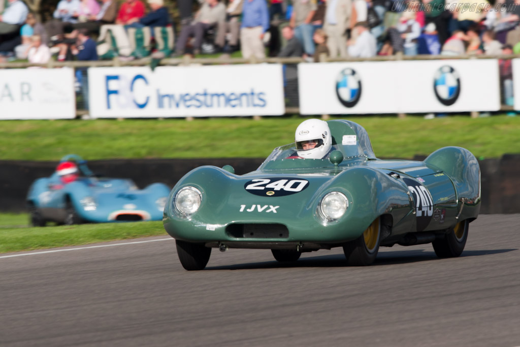 Lotus Eleven Climax - Chassis: 304   - 2010 Goodwood Revival