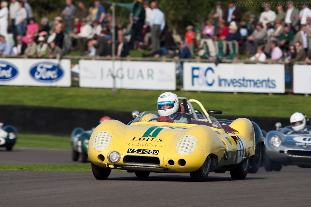 Lotus Eleven Climax    - 2010 Goodwood Revival