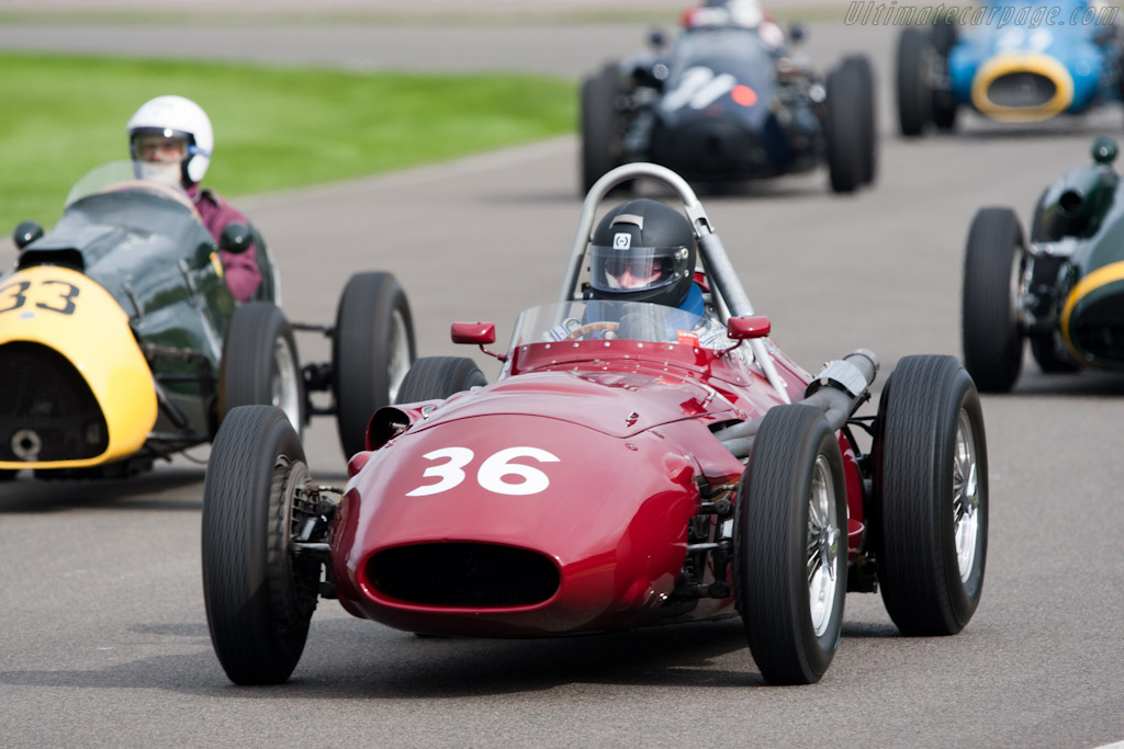Maserati 250F - Chassis: 2525   - 2010 Goodwood Revival