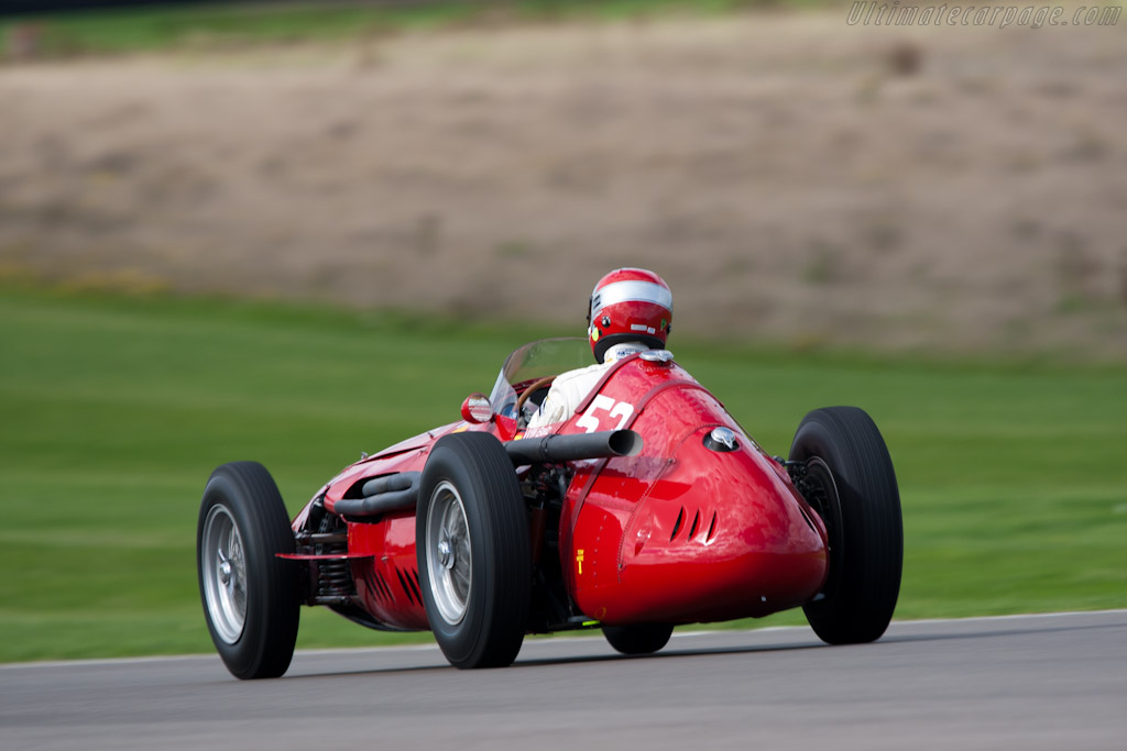 Maserati 250F - Chassis: 2533   - 2010 Goodwood Revival