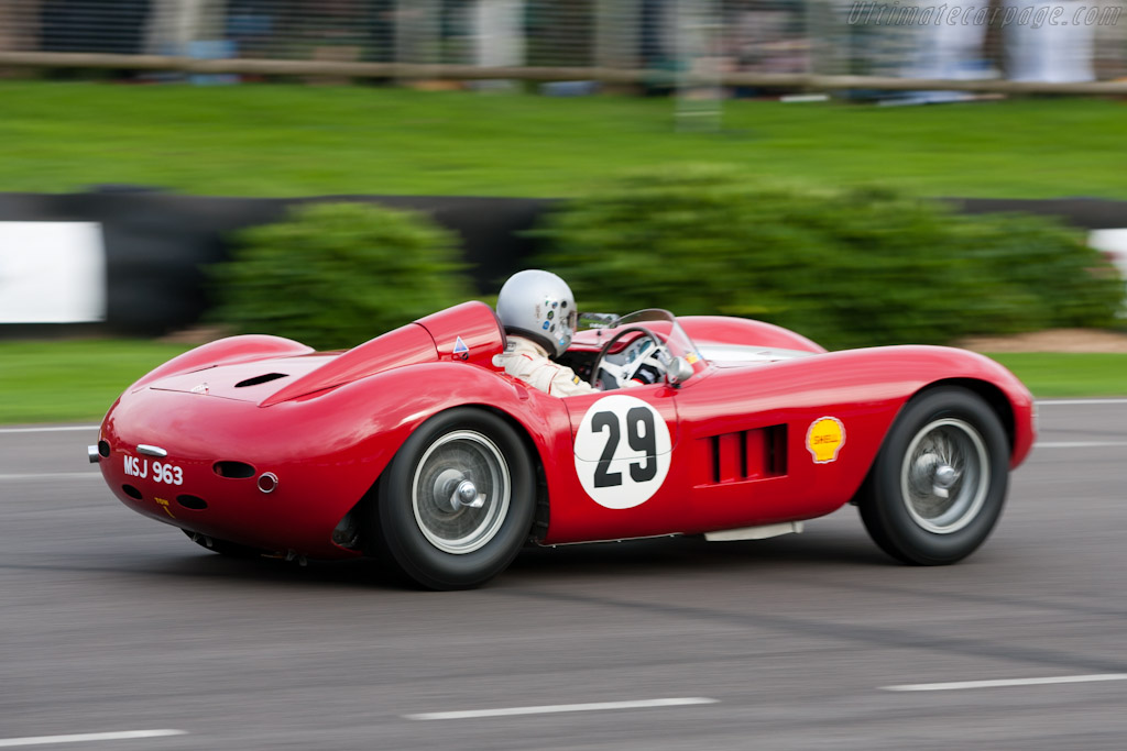 Maserati 300S - Chassis: 3057   - 2010 Goodwood Revival
