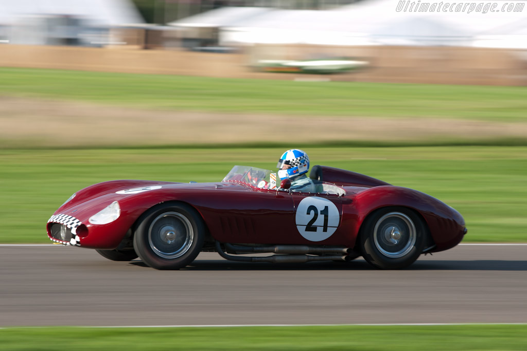 Maserati 300S - Chassis: 3082   - 2010 Goodwood Revival