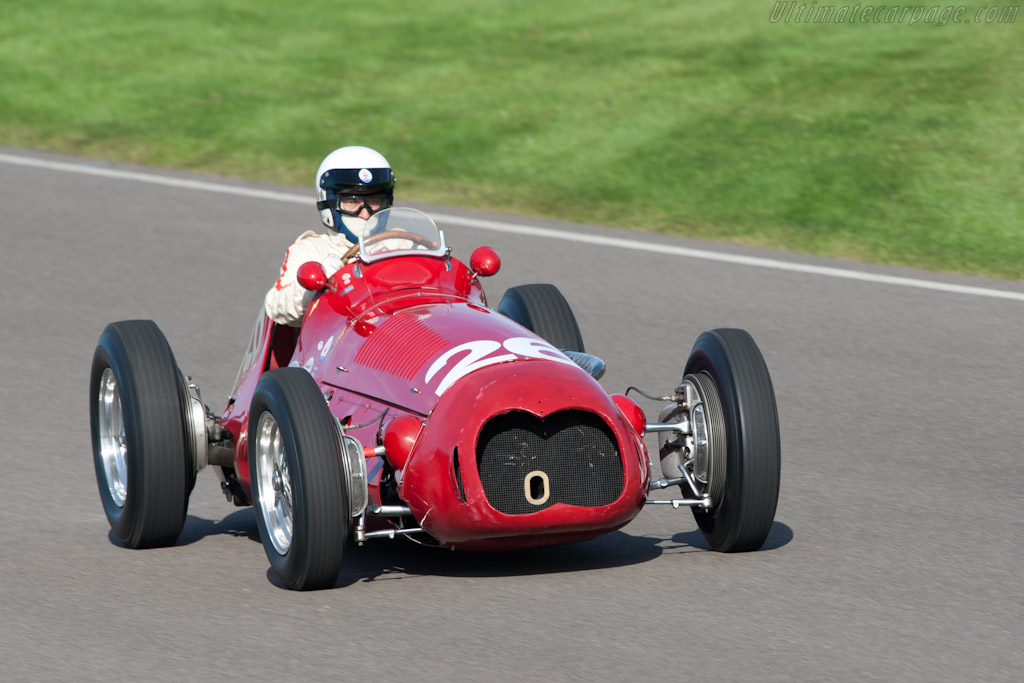 Maserati 4CLT - Chassis: 1604  - 2010 Goodwood Revival
