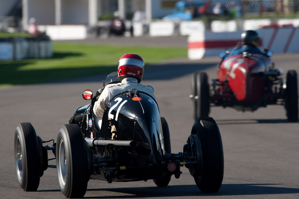 Maserati 6CM - Chassis: 1547   - 2010 Goodwood Revival