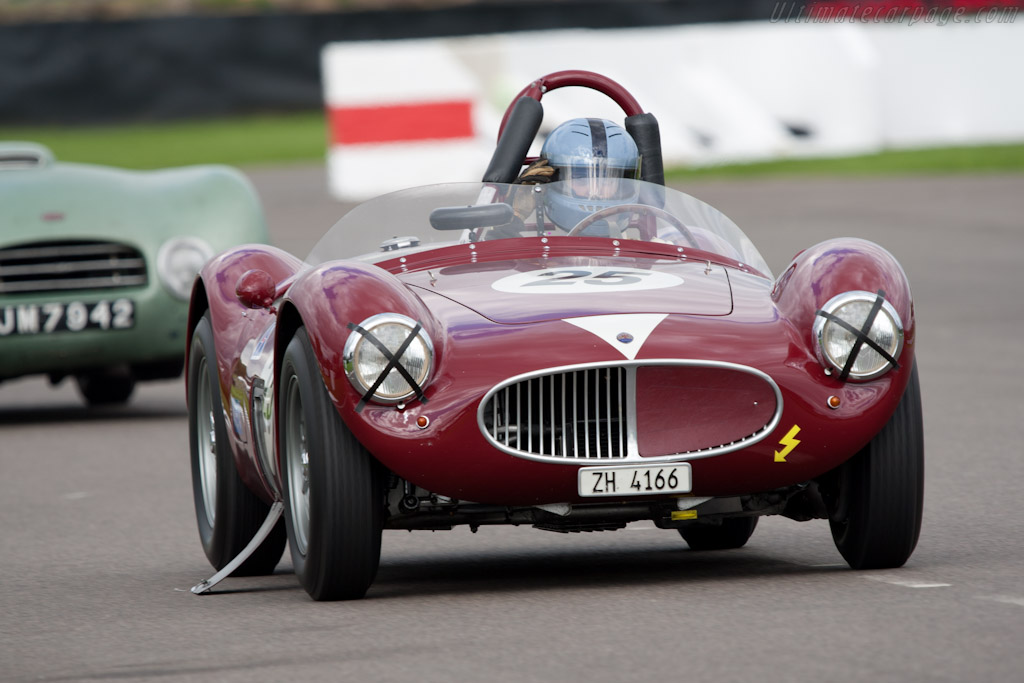 Maserati A6GCS - Chassis: 2093   - 2010 Goodwood Revival