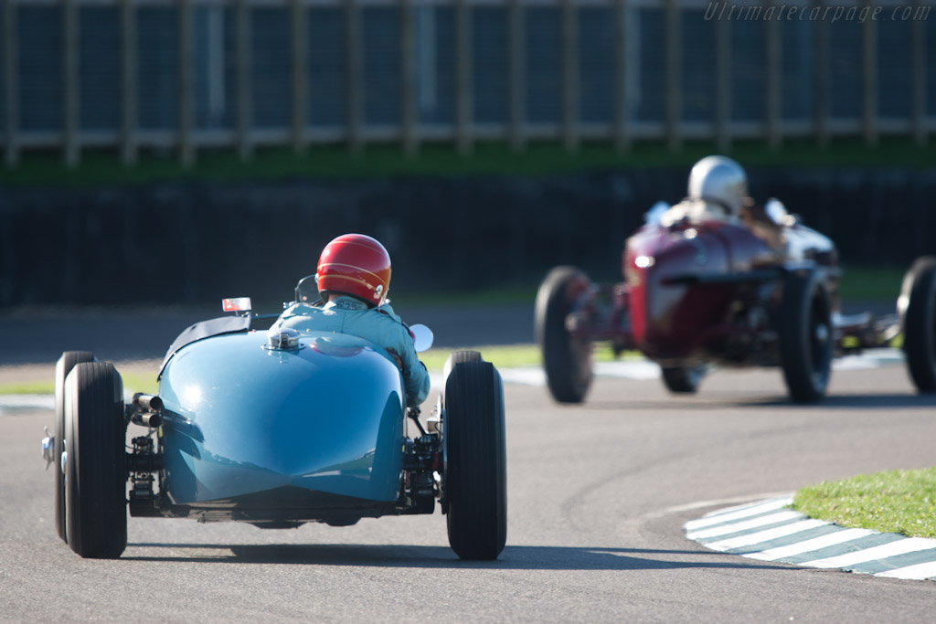 Maybach Special Mk1 - Chassis: 1   - 2010 Goodwood Revival