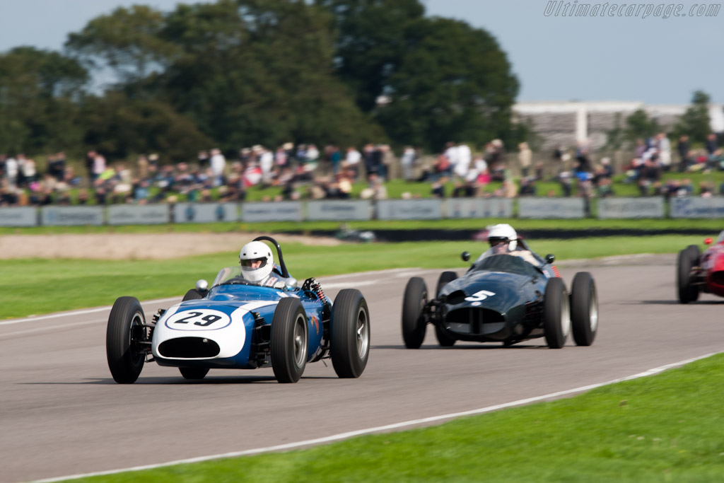Scarab F1 Offenhauser - Chassis: 001   - 2010 Goodwood Revival