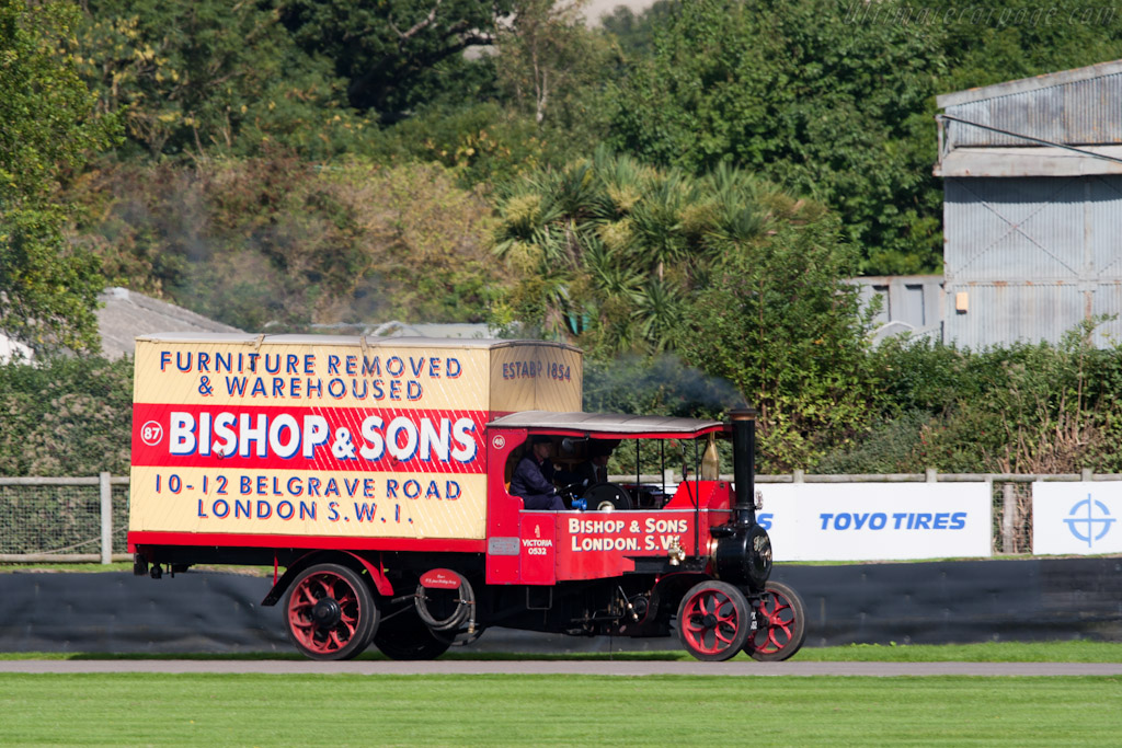 Special Deliveries Parade    - 2010 Goodwood Revival