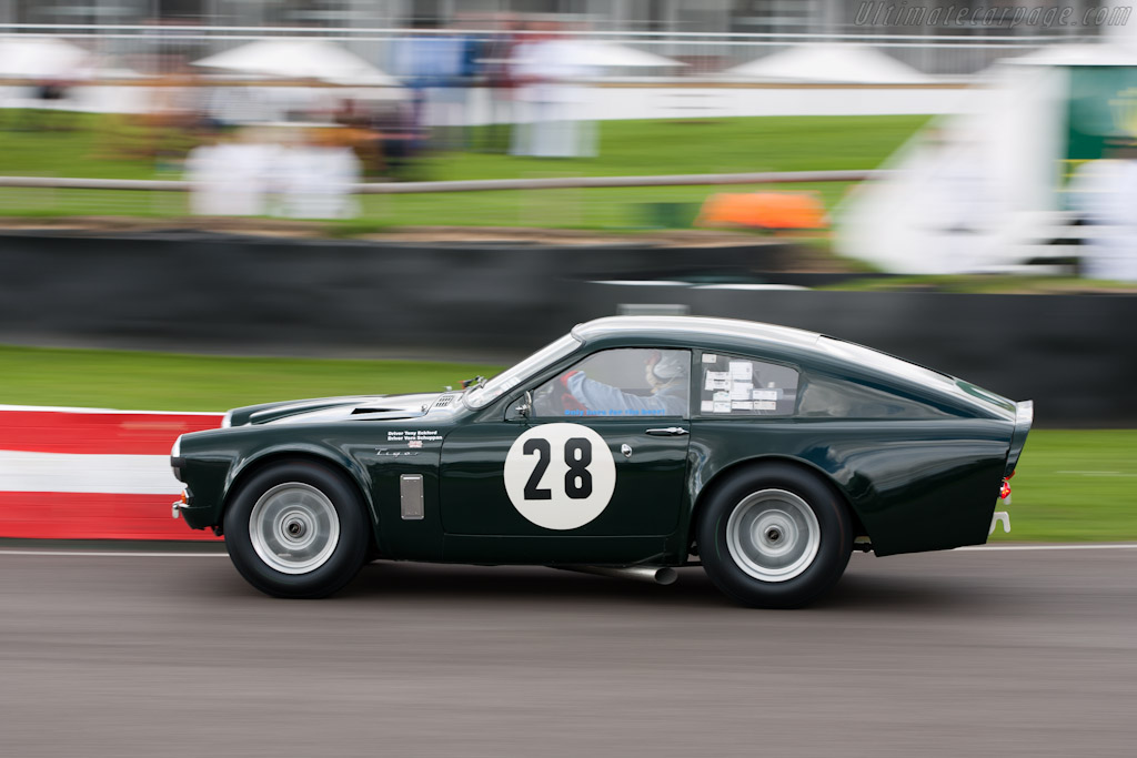 Sunbeam Lister Tiger - Chassis: B9499997   - 2010 Goodwood Revival