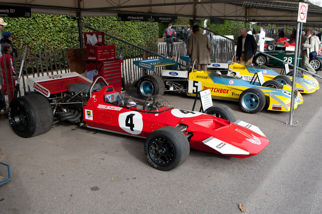 Surtees - Chassis: TS7-01   - 2010 Goodwood Revival