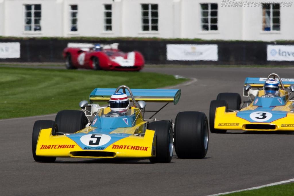 Surtees TS10 and TS15 Hart    - 2010 Goodwood Revival