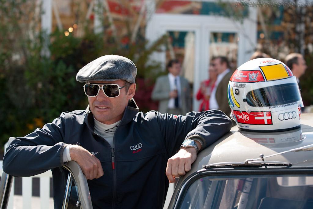 Tom Kristensen    - 2010 Goodwood Revival