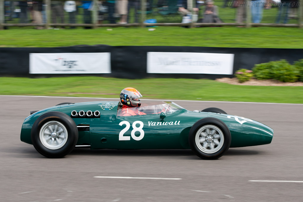 Vanwall GP - Chassis: VW14   - 2010 Goodwood Revival