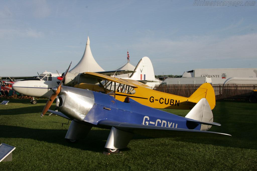 de Havilland Moth    - 2010 Goodwood Revival
