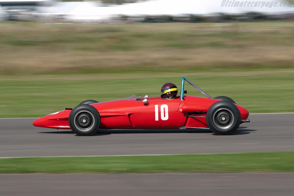 Brakes On A Race Car