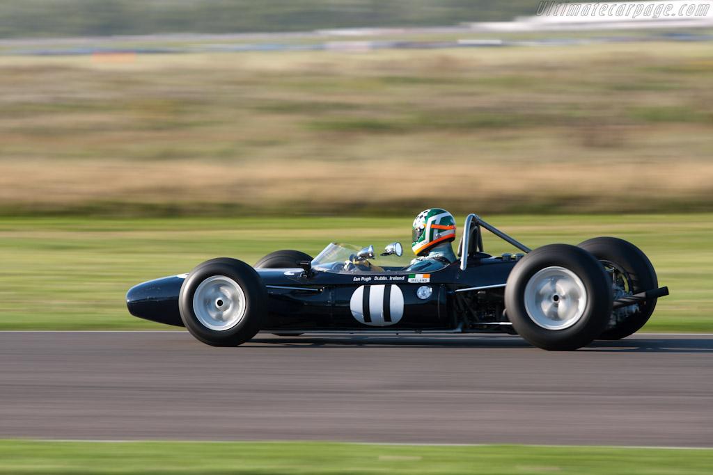 Brabham BT11 BRM - 2011 Goodwood Revival